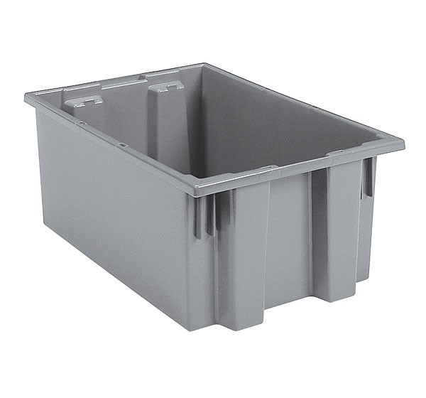 Akro-Mils 35190 Nest & Stack Totes